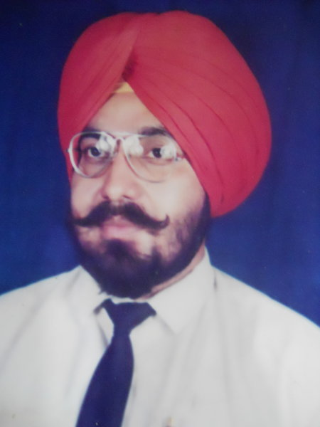 Photo of Dharambir Singh, victim of extrajudicial execution on May 21, 1995, in Jammu, by Punjab Police