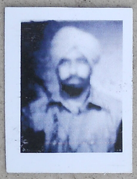 Photo of Dhir Singh, victim of extrajudicial execution on November 03, 1992, in Raja Sansi, by Punjab Police