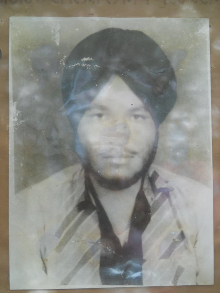 Photo of Nishan Singh, victim of extrajudicial execution on July 06, 1989Punjab Police