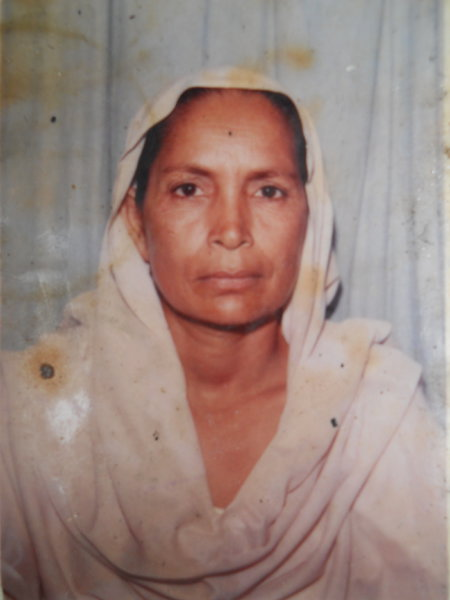 Photo of Hans Kaur,  disappeared on February 02, 1993, in Lopoke,  by Punjab Police