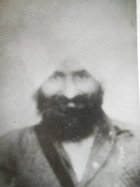 Photo of Jaspal Singh, victim of extrajudicial execution on August 05, 1987, in Majitha,  by Criminal Investigation Agency, in Majitha, by Criminal Investigation Agency
