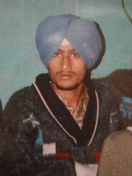 Photo of Kashmir Singh,  disappeared on May 17, 1992, in Kathu Nangal,  by Punjab Police
