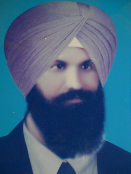Photo of Sukhdev Singh,  disappeared on July 24, 1989, in Amritsar,  by Punjab Police