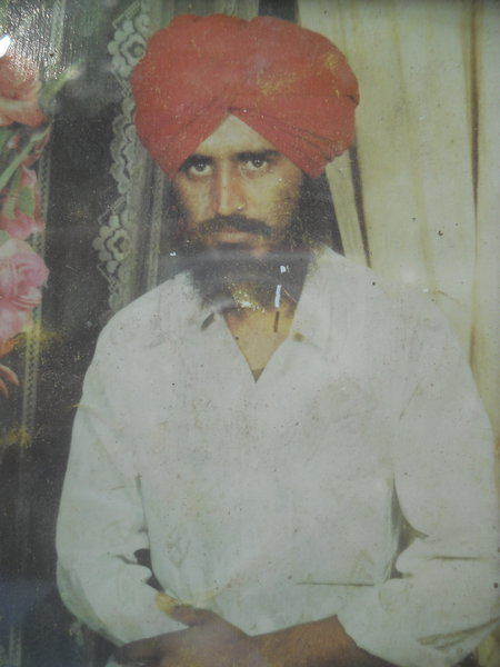 Photo of Harjinder Singh,  disappeared on June 01, 1992, in Kairon,  by Punjab Police; Central Reserve Police Force