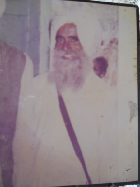 Photo of Dalbir Singh, victim of extrajudicial execution on June 29, 1988, in Ramdas, by Punjab Police; Central Reserve Police Force