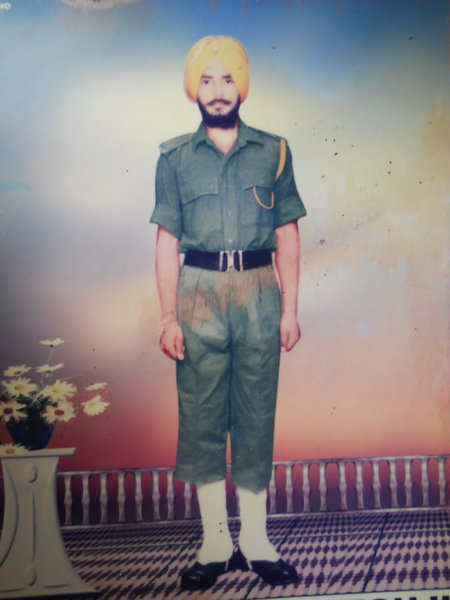 Photo of Sawinder Singh,  disappeared, date unknown