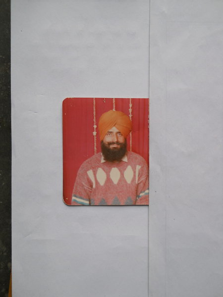 Photo of Anokh Singh,  disappeared on January 31, 1992, in Tarn Taran,  by Punjab Police; Central Reserve Police Force