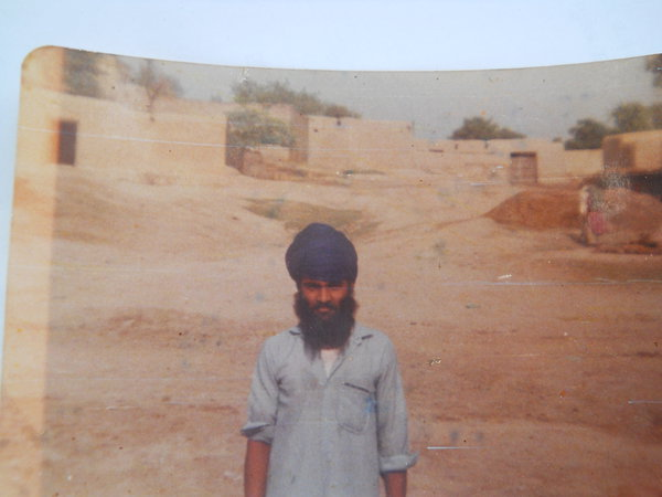 Photo of Guljar Singh, victim of extrajudicial execution between January 1, 1986 and December 31,  1986Central Reserve Police Force