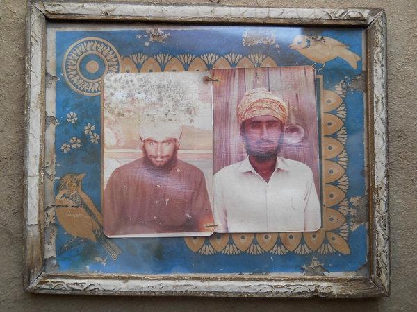 Photo of Resham Singh, victim of extrajudicial execution on November 23, 1992, in Khemkaran, by Punjab Police