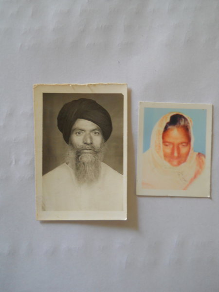 Photo of Joginder Kaur, victim of extrajudicial execution between October 5, 1992 and October 20,  1992, in Jhabal Kalan,  by Punjab Police; Central Reserve Police ForceUnknown type of security forces