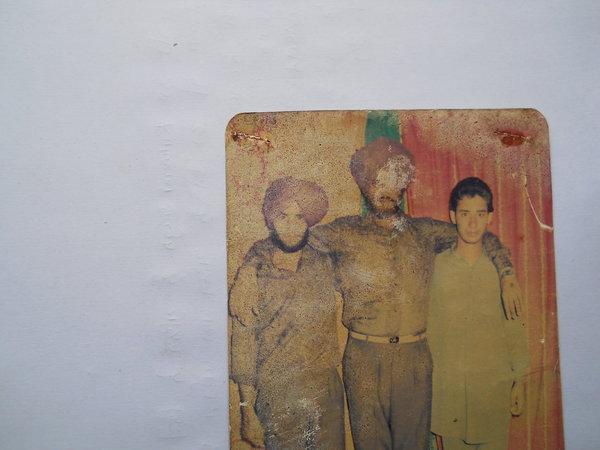 Photo of Kulwant Singh, victim of extrajudicial execution between September 10, 1993 and September 25,  1993Punjab Police