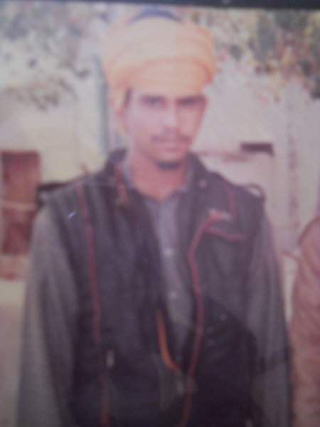 Photo of Satnam Singh, victim of extrajudicial execution between June 1, 1993 and June 30,  1993, in Tarn Taran, by Punjab Police
