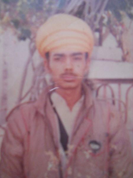 Photo of Manjit Singh, victim of extrajudicial execution between September 1, 1993 and October 30,  1993, in Tarn Taran, by Punjab Police