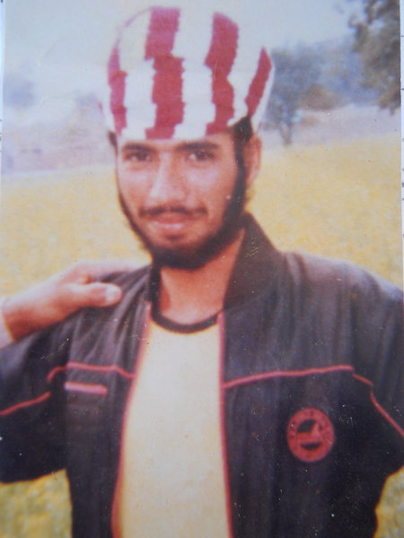 Photo of Charanjit Singh, victim of extrajudicial execution on March 17, 1991, in Jhabal Kalan, by Punjab Police