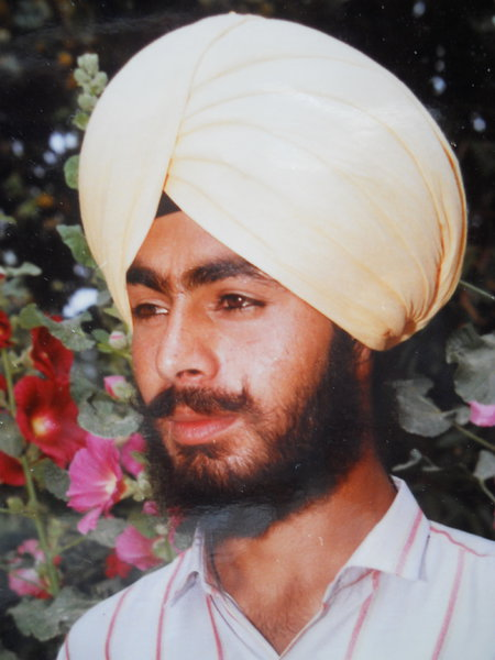 Photo of Gurdev Singh, victim of extrajudicial execution on April 15, 1991Unknown type of security forces