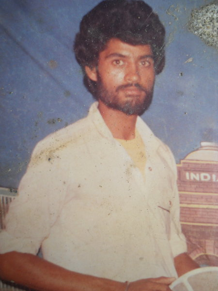 Photo of Kuldeep Singh, victim of extrajudicial execution between May 27, 1992 and June 30,  1992Punjab Police