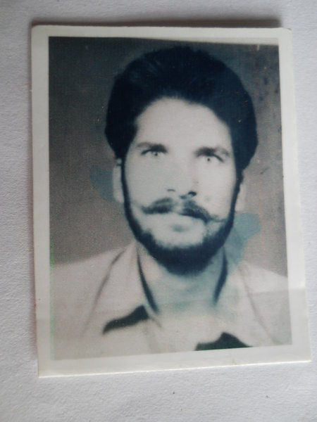 Photo of Sukhdev Singh,  disappeared between August 1, 1993 and August 31,  1993 by Punjab Police
