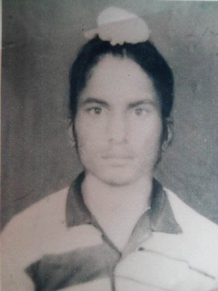 Photo of Balwinder Singh,  disappeared between August 1, 1993 and August 31,  1993 by Punjab Police