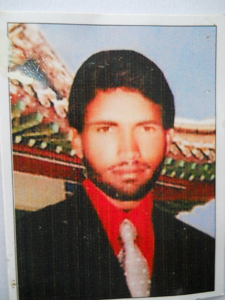 Photo of Kewal Masi, victim of extrajudicial execution between January 1, 1991 and December 31,  1992, in Lopoke, by Punjab Police
