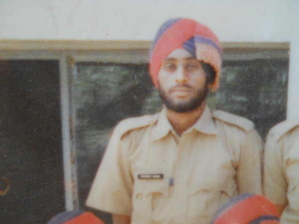 Photo of Ranjit Singh, victim of extrajudicial execution on November 30, 1991, in Patti, by Punjab Police