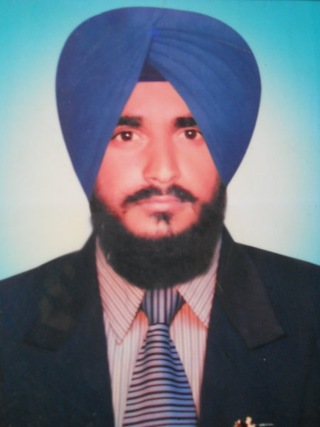 Photo of Major Singh, victim of extrajudicial execution on March 20, 1992, in Amritsar, by Punjab Police