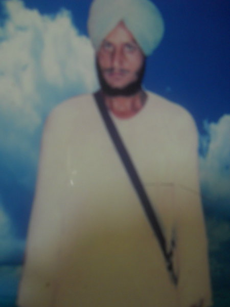 Photo of Balwinder Singh,  disappeared between August 13, 1993 and August 15,  1993 by Punjab Police