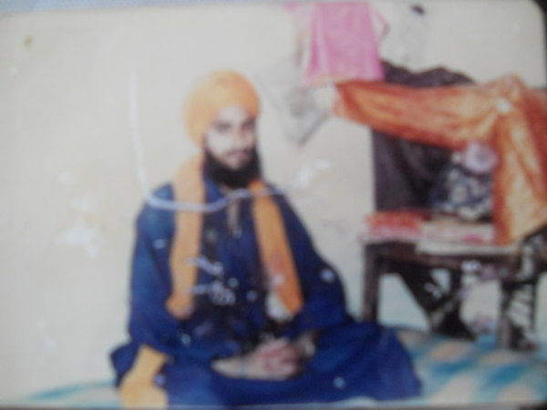 Photo of Swaranjit Singh, victim of extrajudicial execution on December 15, 1987, in Amritsar,  by Punjab Police; Black cat, in Amritsar, by Punjab Police