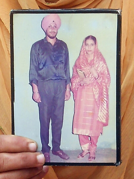 Photo of Kulwinder Singh,  disappeared between August 11, 1992 and August 12,  1992, in Kathu Nangal,  by Punjab Police