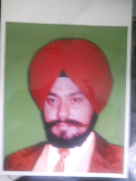 Photo of Tajinder Singh,  disappeared on November 11, 1991, in Amritsar,  by Punjab Police