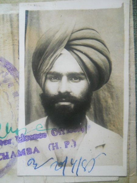 Photo of Avtar Singh, victim of extrajudicial execution on July 24, 1987Punjab Police; Central Reserve Police Force