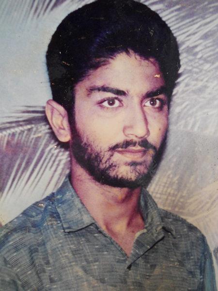 Photo of Sukhjinder Singh, victim of extrajudicial execution on July 02, 1990