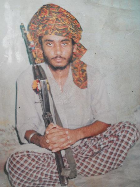 Photo of Ranjit Singh, victim of extrajudicial execution on May 27, 1992, in Valtoha, Khemkaran, by Punjab Police