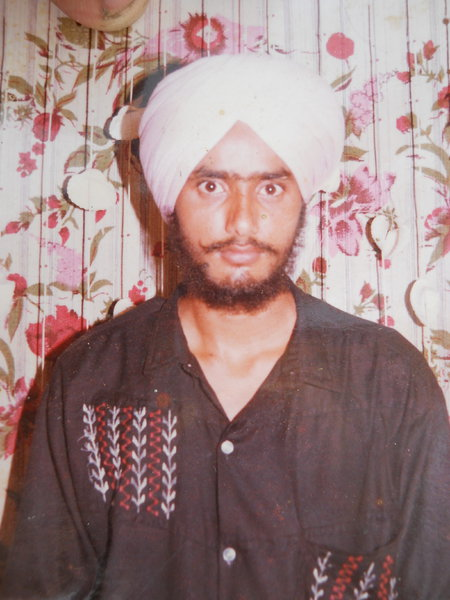 Photo of Gurbaz Singh,  disappeared, date unknown, in Delhi, Amritsar CRPF Camp,  by Punjab Police
