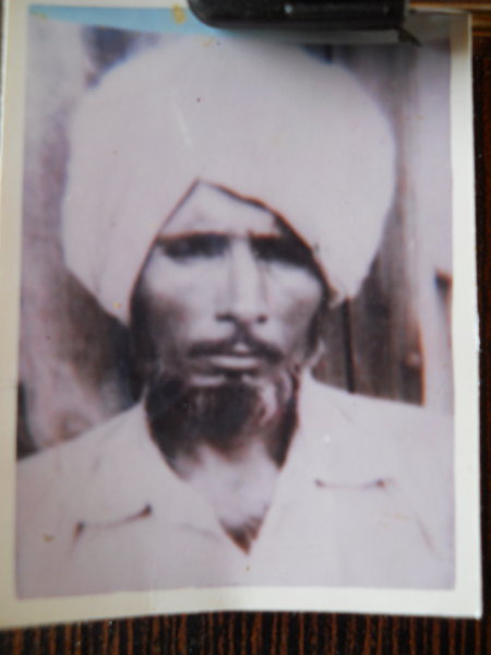 Photo of Jarnail Singh,  disappeared, date unknown, in Khemkaran,  by Punjab Police