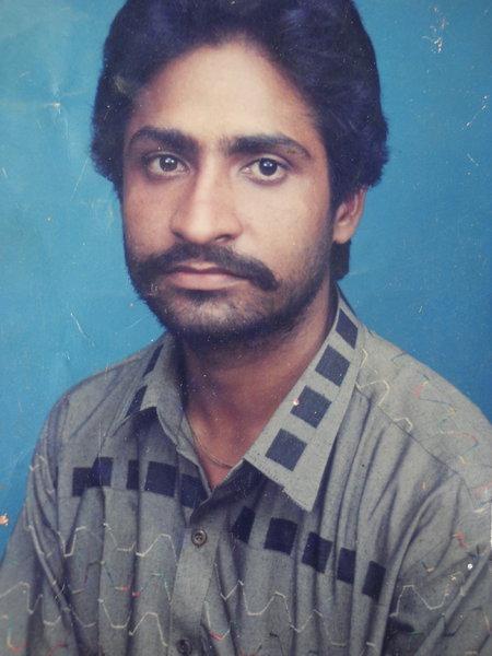 Photo of Iqbal Singh, victim of extrajudicial execution between September 6, 1992 and September 17,  1992, in Tarn Taran, by Punjab Police