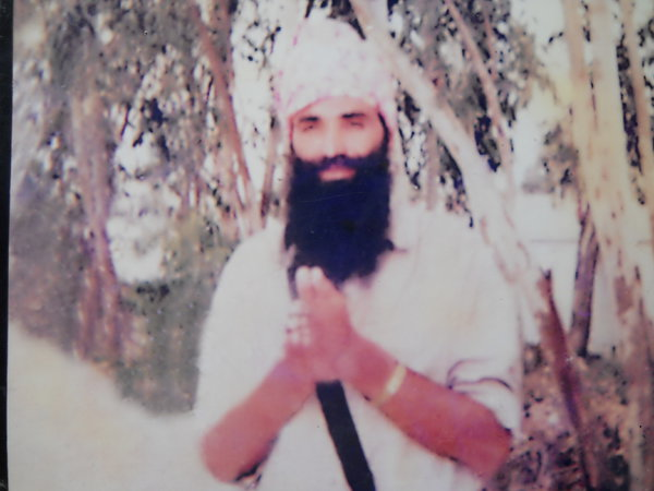 Photo of Avtar Singh, victim of extrajudicial execution between July 10, 1990 and July 12,  1990Punjab Police; Central Reserve Police Force