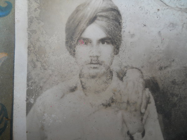 Photo of Hardeep Singh,  disappeared between December 1, 1986 and December 31,  1986 by Central Reserve Police Force