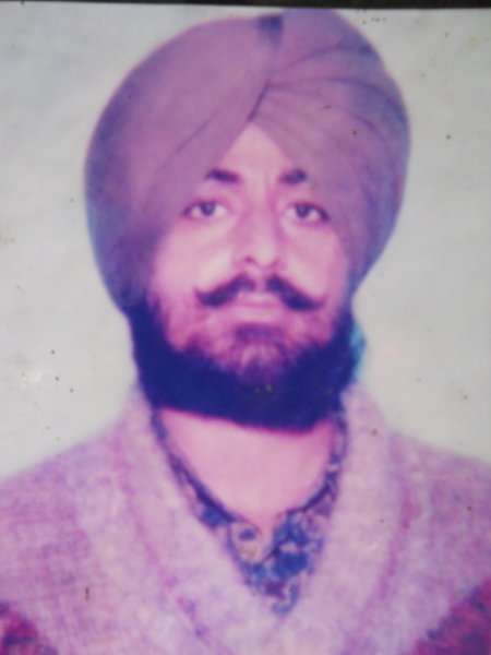 Photo of Kewal Singh,  disappeared on October 27, 1993