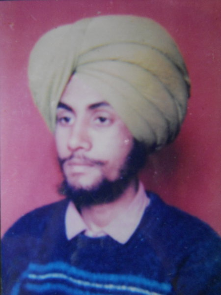 Photo of Jasbir Singh,  disappeared on May 25, 1992, in Mehta, Batala,  by Punjab Police; Central Reserve Police Force