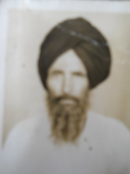 Photo of Kulwant Singh, victim of extrajudicial execution on January 21, 1997, in Amritsar, by Punjab Police