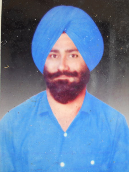 Photo of Manjit Singh,  disappeared on November 11, 1992, in Tarn Taran,  by Punjab Police