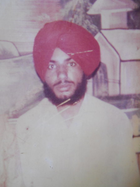 Photo of Kirpal Singh,  disappeared between August 1, 1990 and August 31,  1990, in Tarn Taran,  by Punjab Police
