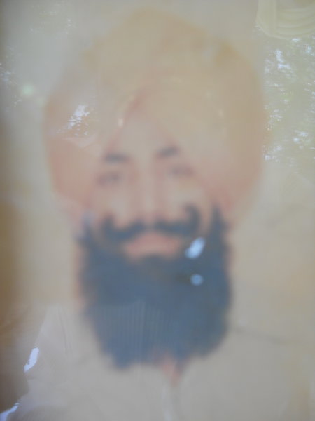 Photo of Amrik Singh, victim of extrajudicial execution between March 1, 1990 and April 30,  1990Punjab Police