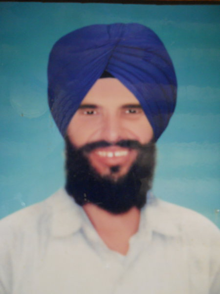 Photo of Jaimal Singh, victim of extrajudicial execution on December 04, 1992, in Fatehabad,  by Punjab Police; Central Reserve Police Force, in Fatehabad, by Punjab Police