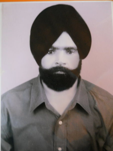 Photo of Milakha Singh, victim of extrajudicial execution between January 1, 1993 and December 31,  1994Army