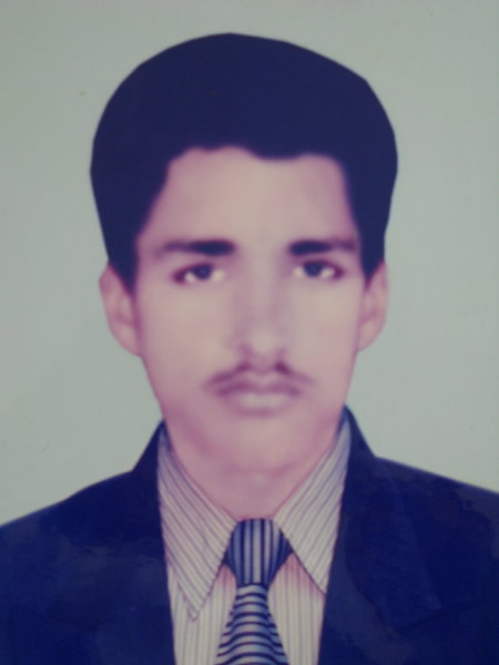 Photo of Hardip Singh, victim of extrajudicial execution between October 7, 1992 and October 10,  1993, in Valtoha, by Punjab Police