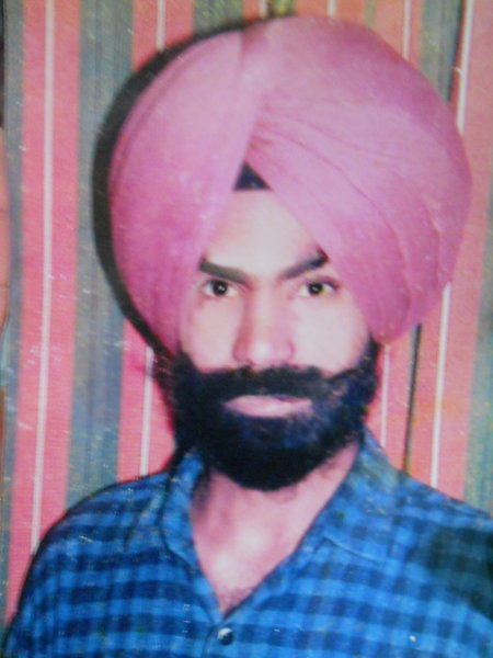 Photo of Kuldeep Singh,  disappeared, date unknown by