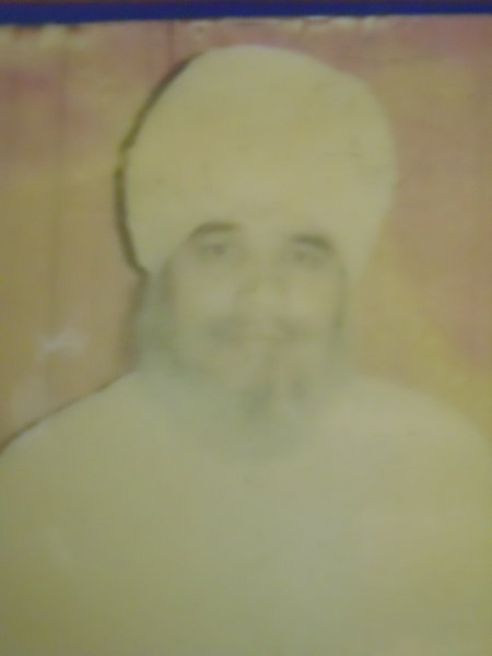 Photo of Meja Singh, victim of extrajudicial execution on August 10, 1993Punjab Police