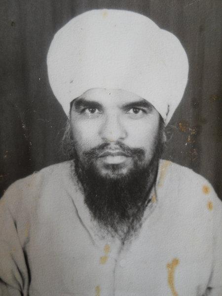 Photo of Gurdev Singh,  disappeared on August 20, 1992, in Tarn Taran,  by Punjab Police