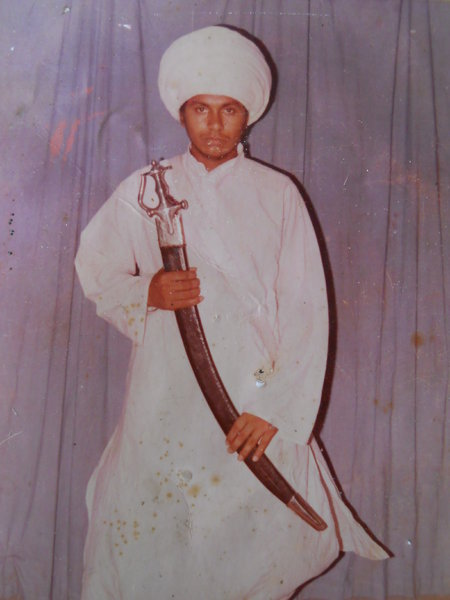 Photo of Jasbir Singh,  disappeared on June 22, 1989, in Amritsar,  by Punjab Police